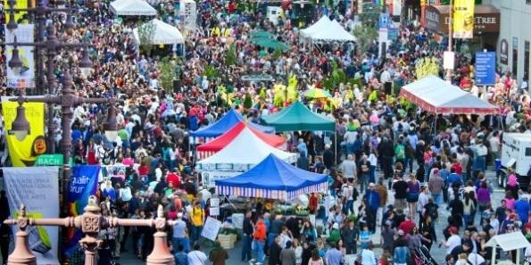 Philadelphia International Festival of the Arts Street Fair