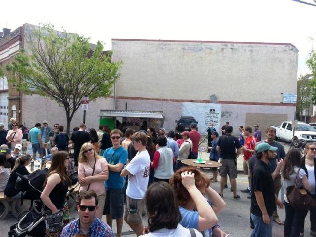 Plazapalooza Crowd