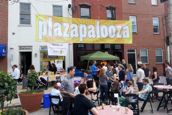 Plazapoolza In Graduate Hospital Neighborhood
