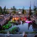 Spruce Street Harbor Park & Roller Rink