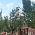 Independence Hall In Historic Philly