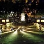 Fountain at 3 Logan Square
