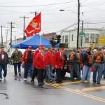 Veterans Marines Birthday Celebration