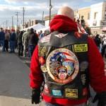 Marine Leatherneck with jacket