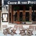 Crow & The Pitcher In Rittenhouse Square Philadelphia