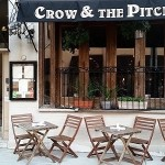 Crow & The Pitcher In Rittenhouse Square Philadelphia
