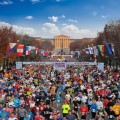 Philadelphia Marathon Courtesy of Philadelphia Marathon