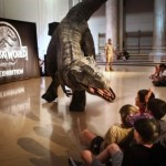 Jurassic World Exhibit at The Franklin Institute