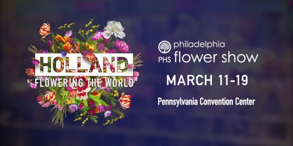 Philadelphia Flower Show - Holland: Flowering The World