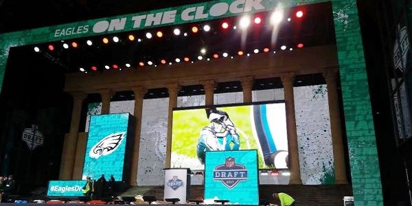 NFL Draft In Philly 55a3a790014