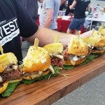 Philly Burger Brawl