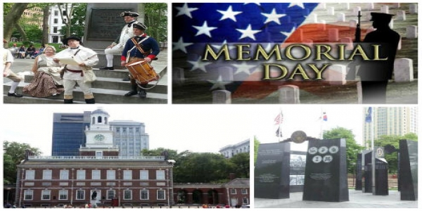 Weekend things to do in philadelphia memorial day for Memorial day weekend ideas