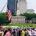 Happy Independence Weekend in Philadelphia
