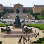 Washington Monument at Eakins Oval
