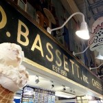 Bassett's Ice Cream at Reading Terminal Market