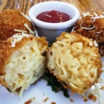 Mac & Cheese Bites At Chef Tony's Kitchen