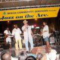 Jazz On The Ave Music Fest In North Philadelphia
