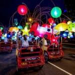 Cai Guo-Qiang: Fireflies Association for public art by Jeff Fusco
