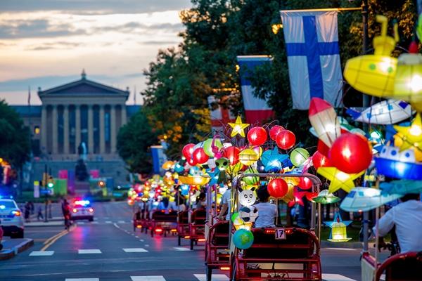 Cai Guo-Qiang: Fireflies In Philadelphia