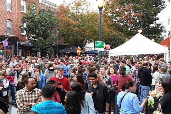 Bloktoberfest On South Street