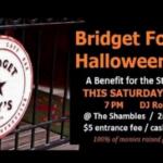 Bridget Foy's Fundraiser Halloween Event for Staff