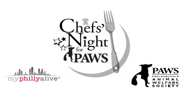 Chefs Night For PAWS In Philadelphia