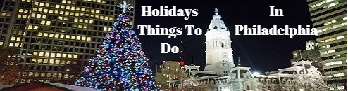 Holidays Things to do in Philadelphia