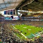 Courtesy of Kevin Falkenstien at Super Bowl