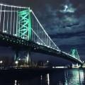 Benjamin Franklin Bridge by Vanessa Beahn