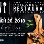 Philadelphia Restaurant Festival At The Crystal Tea Room