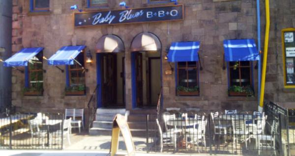 Baby Blue Bbq University City Bars In Philadelphia