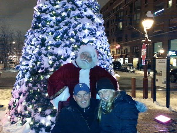 Headhouse District Tree Lighting Winter Wonderland Fun On